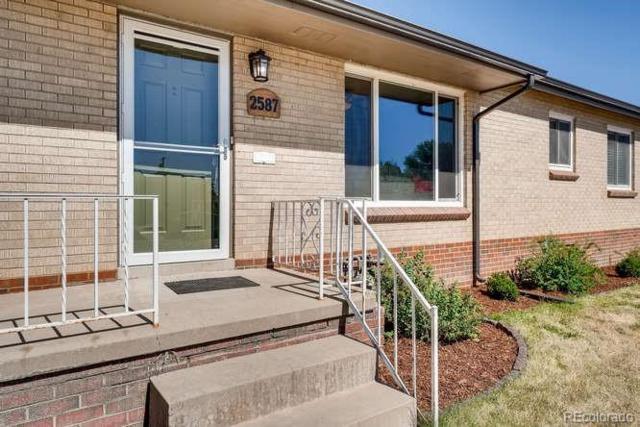 2587 S Vrain Street, Denver, CO 80219 (MLS #5401880) :: 8z Real Estate
