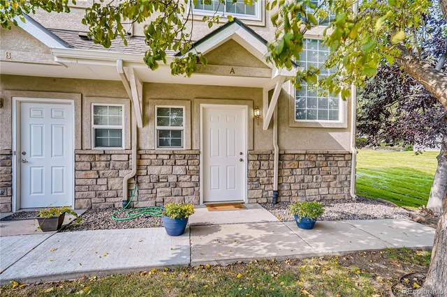 2107 Coronado Parkway N A, Denver, CO 80229 (#5402105) :: Chateaux Realty Group