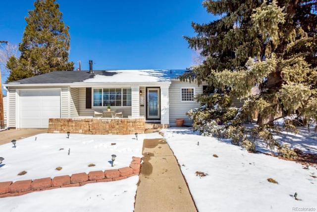 3409 E Yale Way, Denver, CO 80210 (#5402295) :: House Hunters Colorado