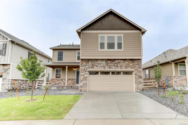 4491 S Ukraine Court, Aurora, CO 80015 (#5402484) :: The Heyl Group at Keller Williams