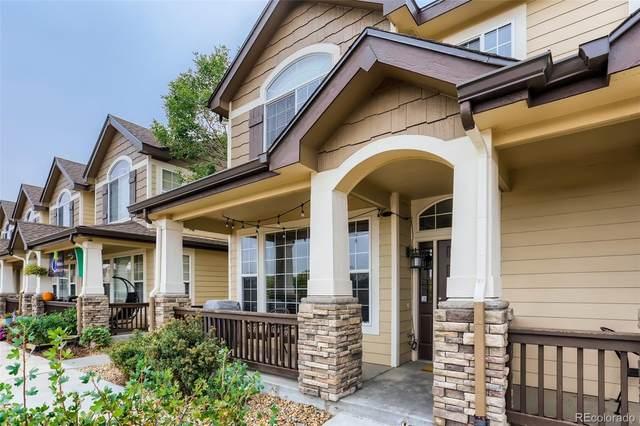 1401 Turnberry Drive, Castle Rock, CO 80104 (#5402522) :: Futa Home Team