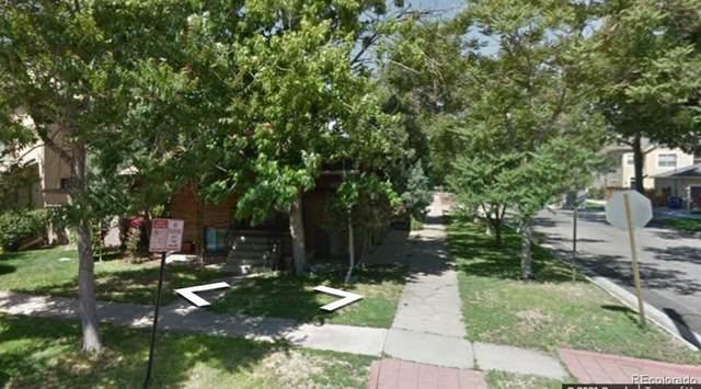1201 S Sherman Street, Denver, CO 80210 (#5402578) :: Own-Sweethome Team