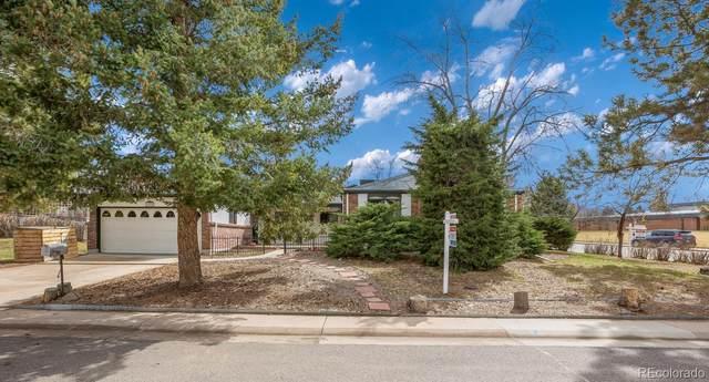 6898 S Franklin Circle, Centennial, CO 80122 (MLS #5402668) :: 8z Real Estate