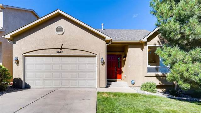 5614 University Village View, Colorado Springs, CO 80918 (#5403030) :: The DeGrood Team