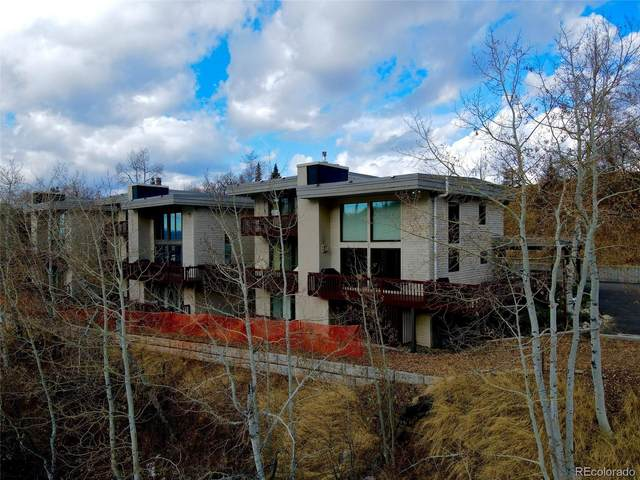 2415 Storm Meadows Drive #12, Steamboat Springs, CO 80487 (#5403260) :: The DeGrood Team