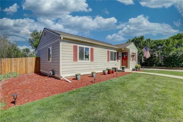 3380 S Elm Street, Denver, CO 80222 (#5403318) :: Kimberly Austin Properties