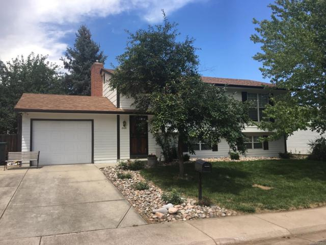 8565 W Dartmouth Place, Lakewood, CO 80227 (MLS #5403381) :: 8z Real Estate