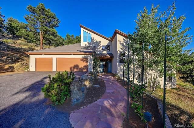 734 Spring Ranch Drive, Golden, CO 80401 (MLS #5403594) :: 8z Real Estate