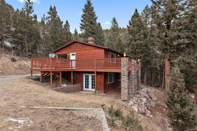 31427 Kings Valley, Conifer, CO 80433 (#5403676) :: Berkshire Hathaway Elevated Living Real Estate