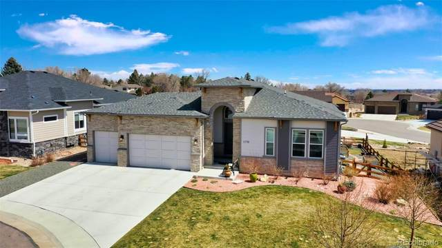 5778 Howell Court, Arvada, CO 80403 (#5403708) :: The Dixon Group