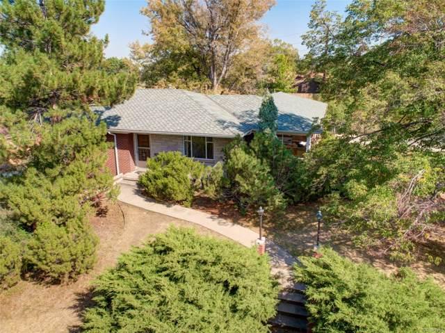 4100 Carr Street, Wheat Ridge, CO 80033 (MLS #5403864) :: 8z Real Estate