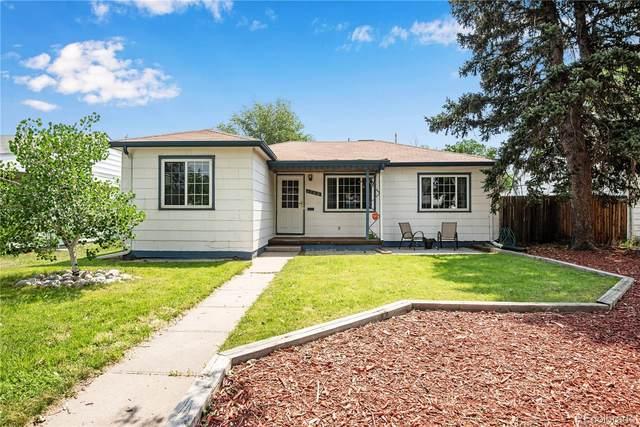 1780 Oakland Street, Aurora, CO 80010 (#5403957) :: Portenga Properties
