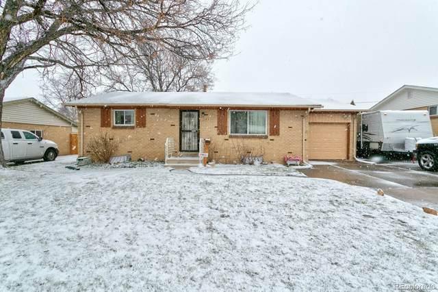 12393 E Alaska Avenue, Aurora, CO 80012 (#5404334) :: The Peak Properties Group