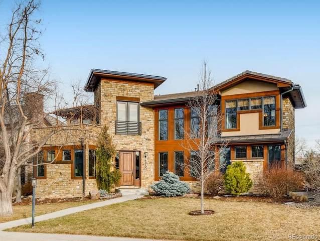 3320 S Bellaire Street, Denver, CO 80222 (#5404402) :: The HomeSmiths Team - Keller Williams