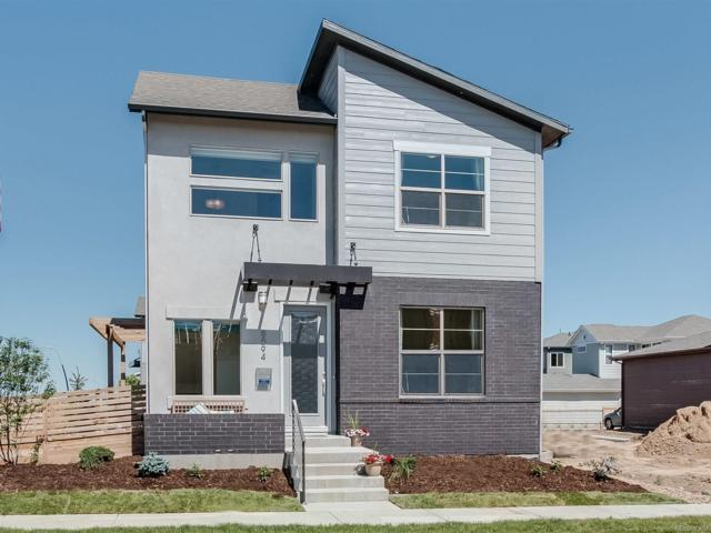 6694 Osage Street, Denver, CO 80221 (MLS #5404523) :: 8z Real Estate