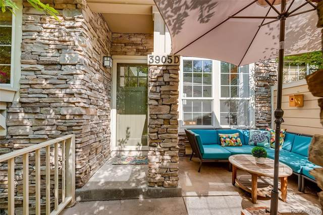 3905 W 104th Drive D, Westminster, CO 80031 (#5404777) :: Venterra Real Estate LLC