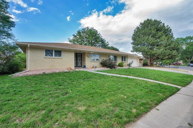 7103 E Ohio Drive, Denver, CO 80224 (#5404912) :: The DeGrood Team