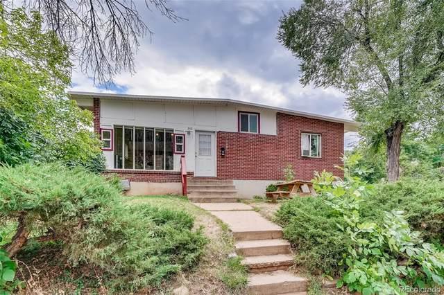 910 Pleasant Street, Boulder, CO 80302 (#5405458) :: HomeSmart