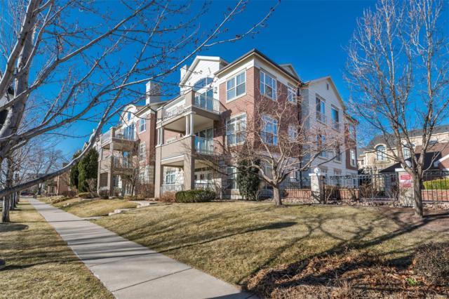 111 S Monroe Street A104, Denver, CO 80209 (#5405726) :: The Heyl Group at Keller Williams