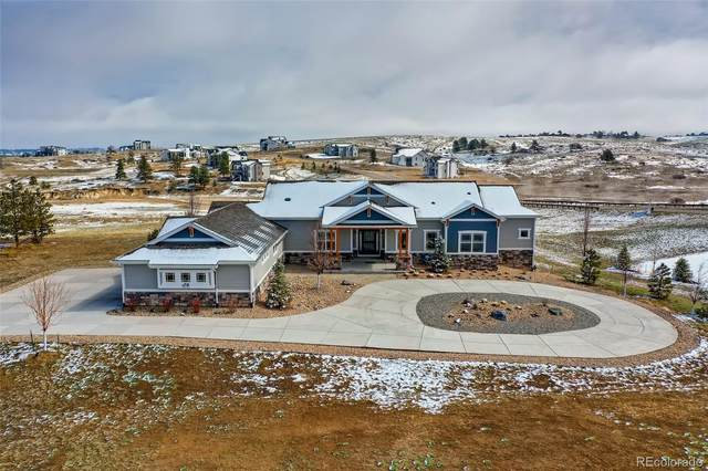 9593 Merryvale Court, Parker, CO 80138 (#5405833) :: The Artisan Group at Keller Williams Premier Realty