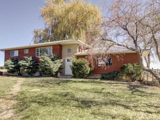 10650 N 75th Street, Longmont, CO 80503 (MLS #5405972) :: Kittle Real Estate