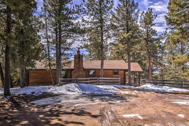 900 County Road 25, Divide, CO 80814 (MLS #5406134) :: 8z Real Estate