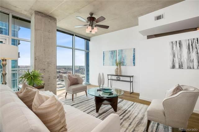 1700 Bassett Street #1902, Denver, CO 80202 (#5406500) :: Venterra Real Estate LLC