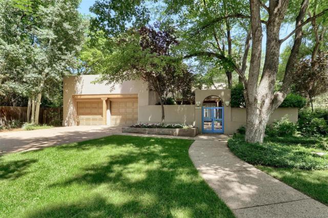 2320 S Monroe Street, Denver, CO 80210 (#5406794) :: The Griffith Home Team
