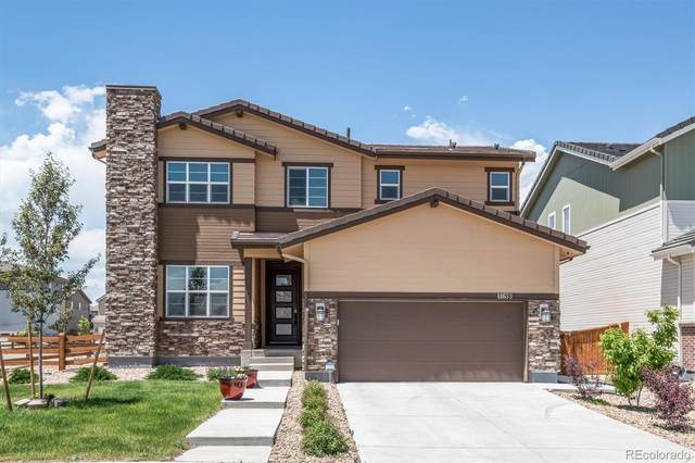 14633 Domino Street, Parker, CO 80134 (#5407050) :: Mile High Luxury Real Estate