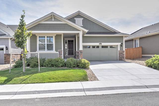 19674 W 58th Place, Golden, CO 80403 (MLS #5407287) :: 8z Real Estate