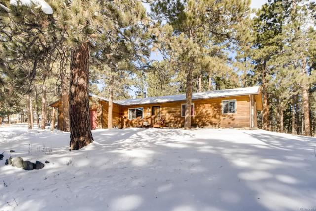 26499 West Street, Conifer, CO 80433 (#5407488) :: Berkshire Hathaway Elevated Living Real Estate