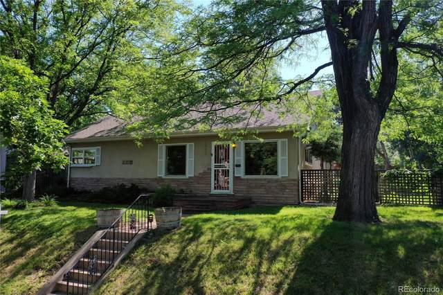 1278 S Josephine Street, Denver, CO 80210 (#5407579) :: Wisdom Real Estate