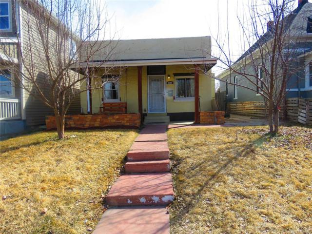 3340 N Williams Street, Denver, CO 80205 (#5407597) :: Compass Colorado Realty