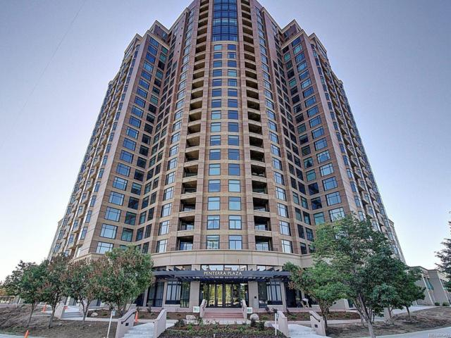 8100 E Union Avenue #501, Denver, CO 80237 (MLS #5408375) :: Keller Williams Realty