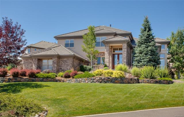 8774 Crooked Stick Court, Lone Tree, CO 80124 (#5408489) :: Briggs American Properties