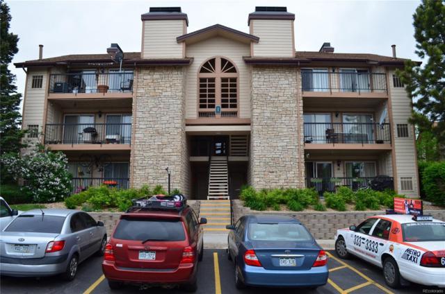 2575 S Syracuse Way I104, Denver, CO 80231 (#5408529) :: Wisdom Real Estate