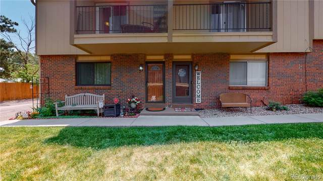 750 Tabor Street #75, Lakewood, CO 80401 (MLS #5408812) :: Bliss Realty Group