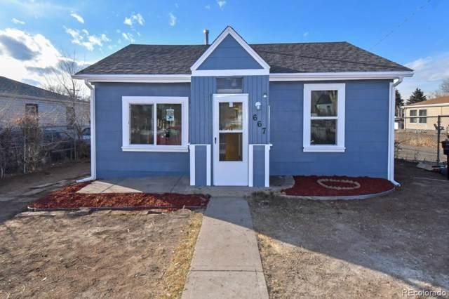 667 S Raleigh Street, Denver, CO 80219 (MLS #5409466) :: 8z Real Estate