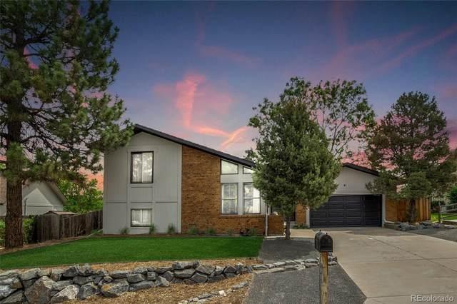 7766 S Elizabeth Court, Centennial, CO 80122 (MLS #5409543) :: 8z Real Estate