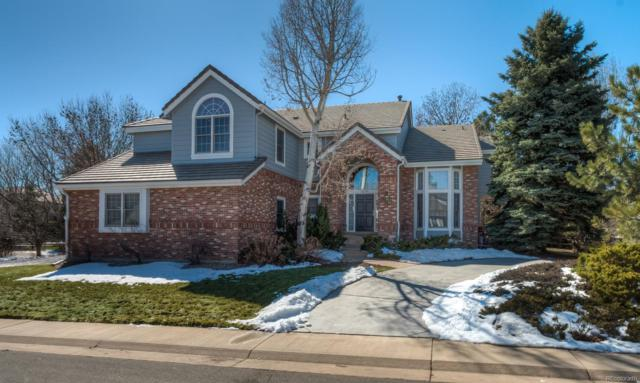 5296 S Hanover Way, Englewood, CO 80111 (#5409580) :: Compass Colorado Realty
