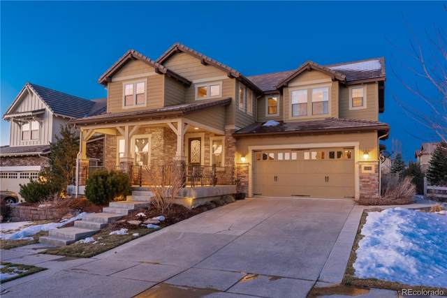 10646 Sundial Rim Road, Highlands Ranch, CO 80126 (#5409835) :: The Peak Properties Group