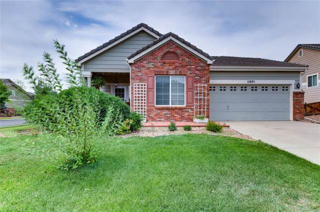 11801 Fraser Street, Commerce City, CO 80603 (#5409983) :: The Peak Properties Group
