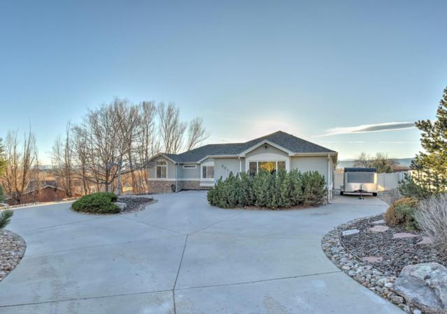 6835 Oberon Road, Arvada, CO 80004 (#5410013) :: The Peak Properties Group
