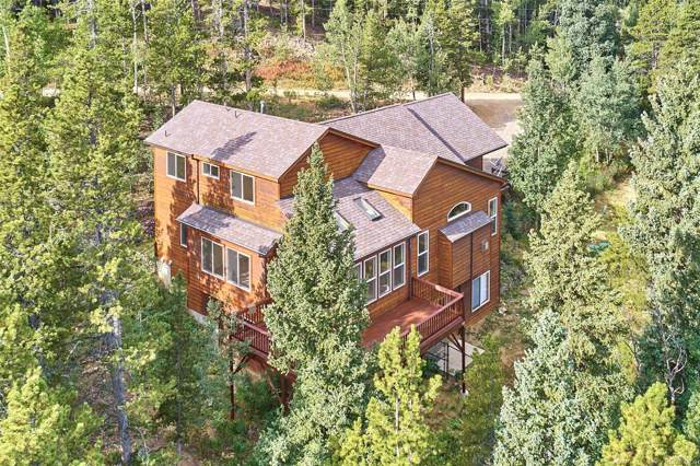 160 Sierra Timber Road, Black Hawk, CO 80422 (#5410076) :: The Dixon Group