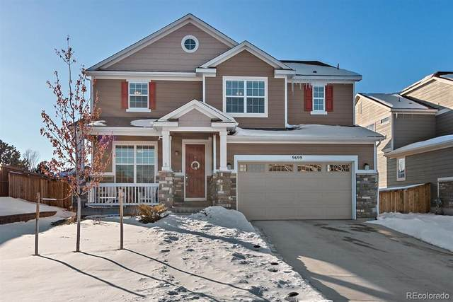 9699 Keystone Trail, Parker, CO 80134 (#5410124) :: Colorado Home Finder Realty