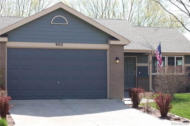 902 Cliffrose Way, Severance, CO 80550 (MLS #5410456) :: Kittle Real Estate