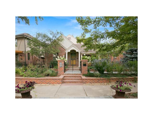 910 S Euclid Way, Denver, CO 80209 (MLS #5410886) :: 8z Real Estate