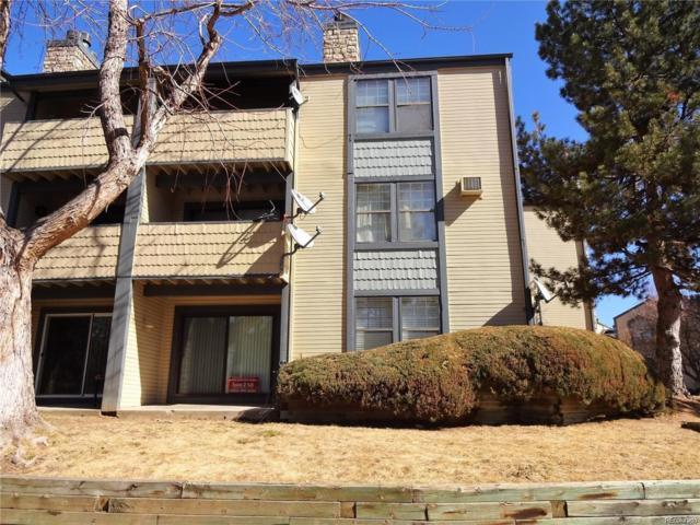 16103 E Alaska Place #8, Aurora, CO 80017 (#5410968) :: Mile High Luxury Real Estate