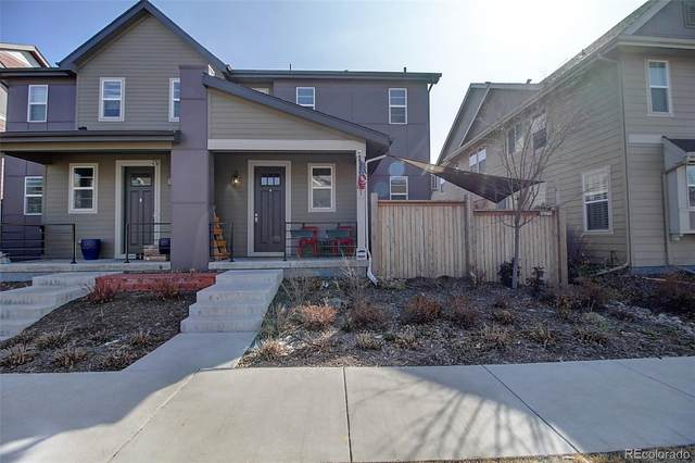 8096 E 53rd Drive, Denver, CO 80238 (#5411033) :: Realty ONE Group Five Star