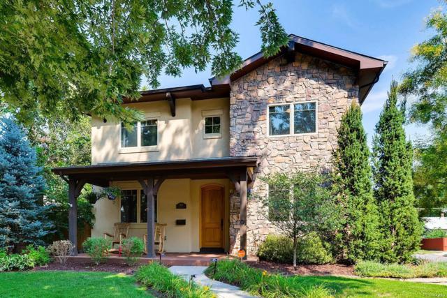 1890 S Gilpin Street, Denver, CO 80210 (#5411088) :: Bring Home Denver